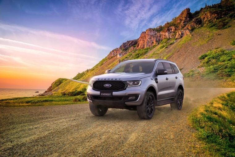 Ford tăng trưởng 152% doanh số trong quý I năm 2021 ảnh 1