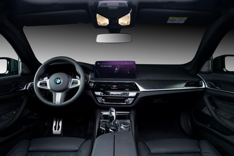 BMW 5 Series mới chính thức ra mắt tại Việt Nam ảnh 7