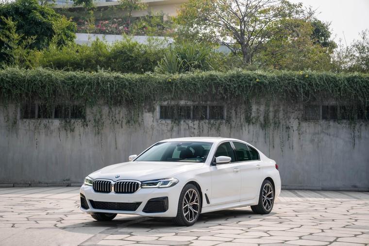BMW 5 Series mới chính thức ra mắt tại Việt Nam ảnh 5