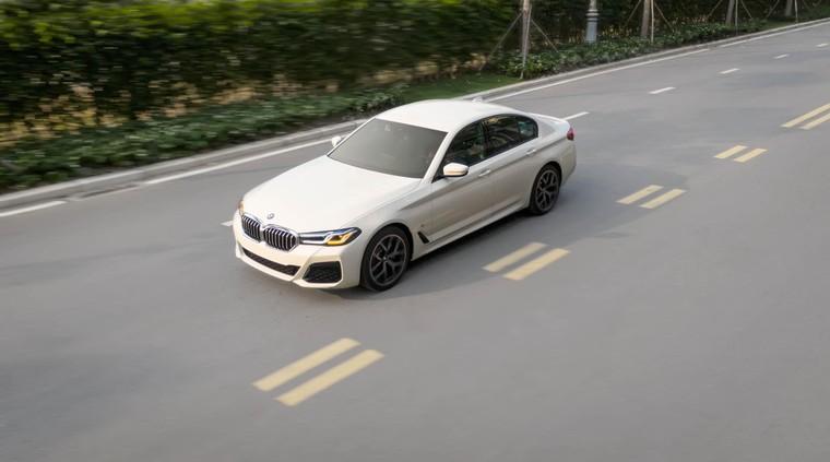 BMW 5 Series mới chính thức ra mắt tại Việt Nam ảnh 11