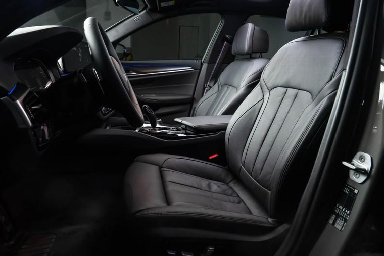 BMW 5 Series mới chính thức ra mắt tại Việt Nam ảnh 8