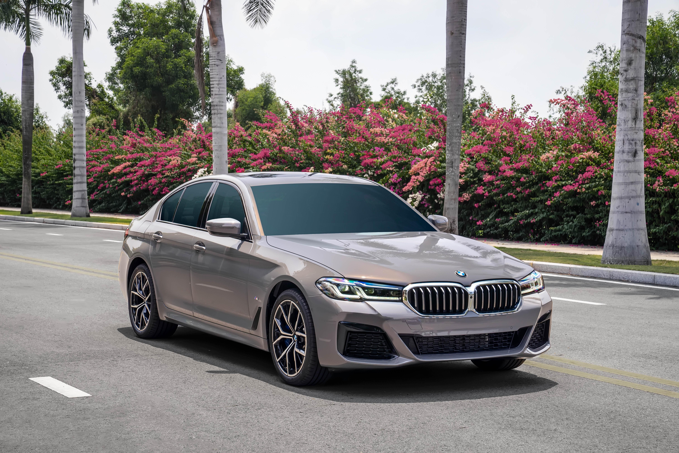 BMW 5 Series mới chính thức ra mắt tại Việt Nam ảnh 6