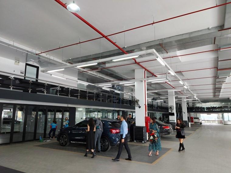 Mercedes-Benz khai trương Đại lý tiêu chuẩn MAR2020 lớn nhất khu vực Bắc và Bắc Trung Bộ ảnh 2