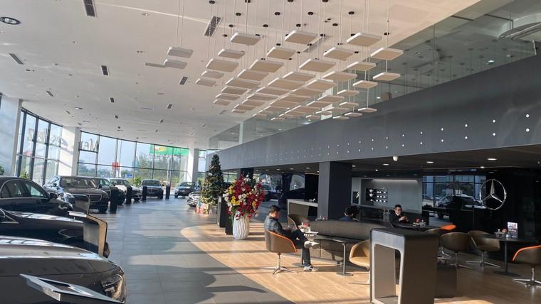 Mercedes-Benz khai trương Đại lý tiêu chuẩn MAR2020 lớn nhất khu vực Bắc và Bắc Trung Bộ ảnh 3