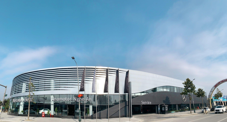 Mercedes-Benz khai trương Đại lý tiêu chuẩn MAR2020 lớn nhất khu vực Bắc và Bắc Trung Bộ ảnh 7