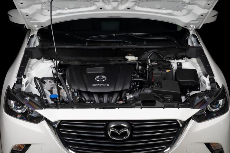 """Mazda ra mắt CX-3 và CX-30 """"Thế hệ mới - Đẳng cấp mới"""" ảnh 10"""