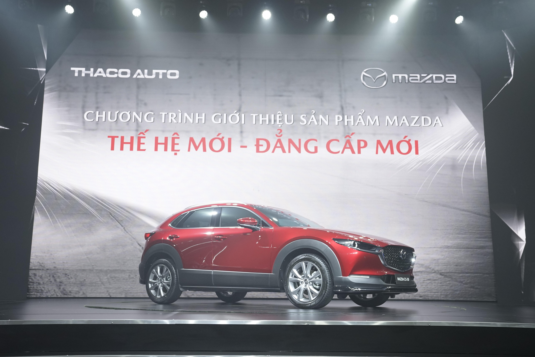 """Mazda ra mắt CX-3 và CX-30 """"Thế hệ mới - Đẳng cấp mới"""" ảnh 1"""