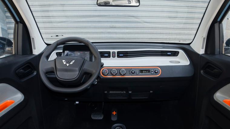 Wuling Hongguang Mini EV, chiếc xe điện bán chạy nhất trên thế giới, ra mắt bản mui trần ảnh 6