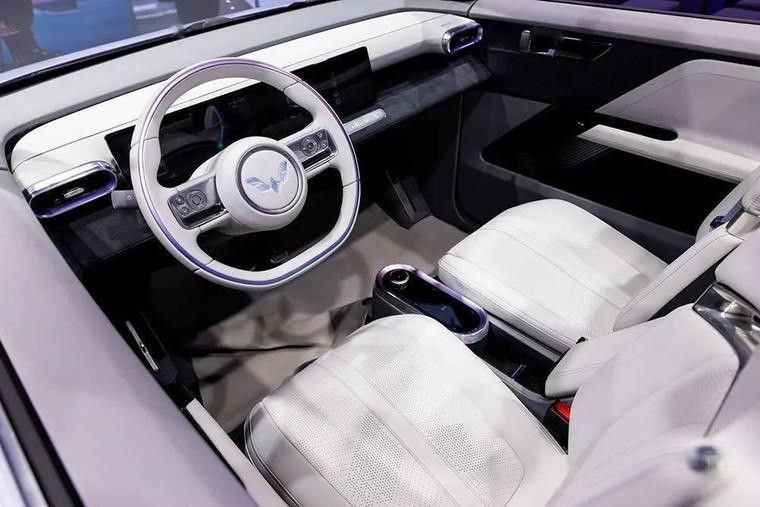 Wuling Hongguang Mini EV, chiếc xe điện bán chạy nhất trên thế giới, ra mắt bản mui trần ảnh 5