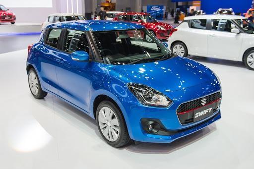Suzuki hết xe, khách hàng đã đặt mua phải chờ đợi thêm ảnh 2