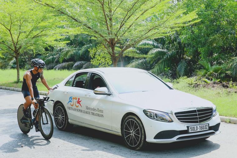 Tiên phong đồng hành cùng Triathlon Việt Nam ảnh 4
