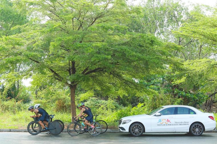 Tiên phong đồng hành cùng Triathlon Việt Nam ảnh 7