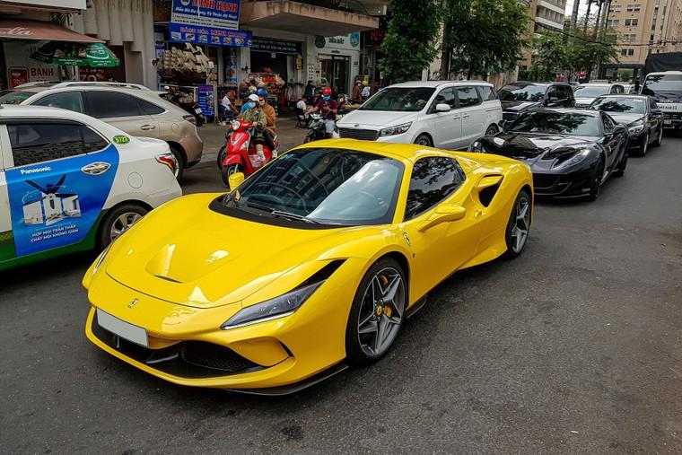 24 siêu xe Ferrari tại Việt Nam được triệu hồi để thay túi khí ảnh 1