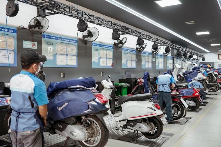 Piaggio Việt Nam cam kết mạnh mẽ về độ tin cậy của sản phẩm Piaggio ảnh 3