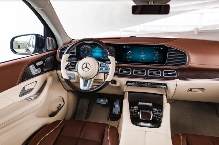 Mercedes-Benz Việt Nam nhận đơn hàng Mercedes-Maybach GLS 600 4MATIC ảnh 4