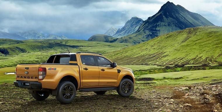 Ford Ranger và Ford Everest tiếp tục dẫn đầu phân khúc bán tải và SUV trong tháng 4/2021 ảnh 1