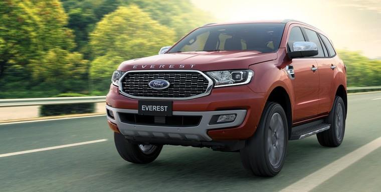 Ford Ranger và Ford Everest tiếp tục dẫn đầu phân khúc bán tải và SUV trong tháng 4/2021 ảnh 2