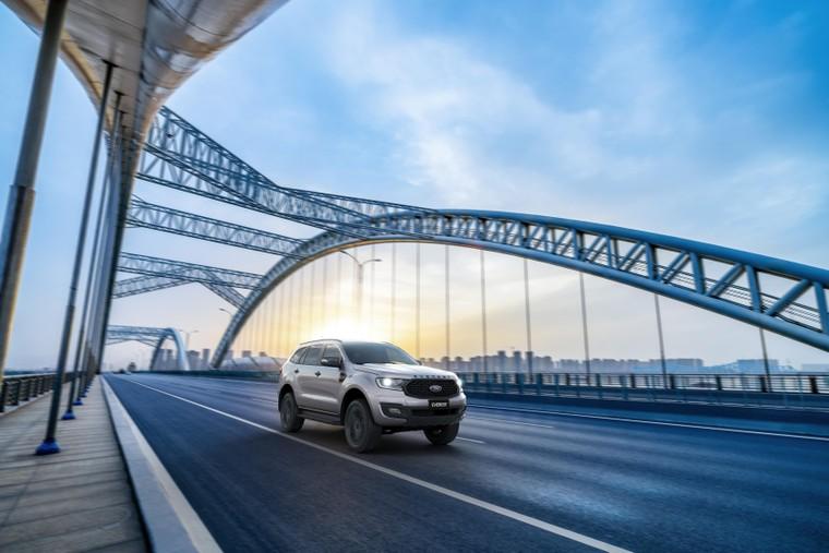 Ford Ranger và Ford Everest tiếp tục dẫn đầu phân khúc bán tải và SUV trong tháng 4/2021 ảnh 3