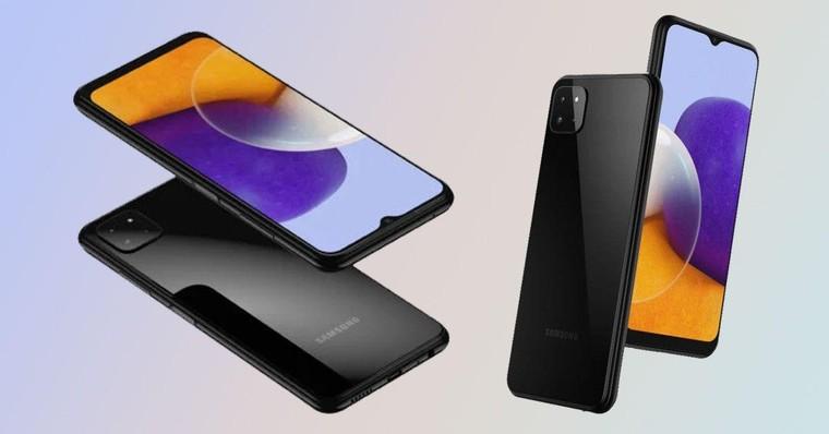 Samsung đã sẵn sàng cho việc ra mắt Galaxy A22 5G, chiếc điện thoại 5G giá rẻ đầu tiên ảnh 2