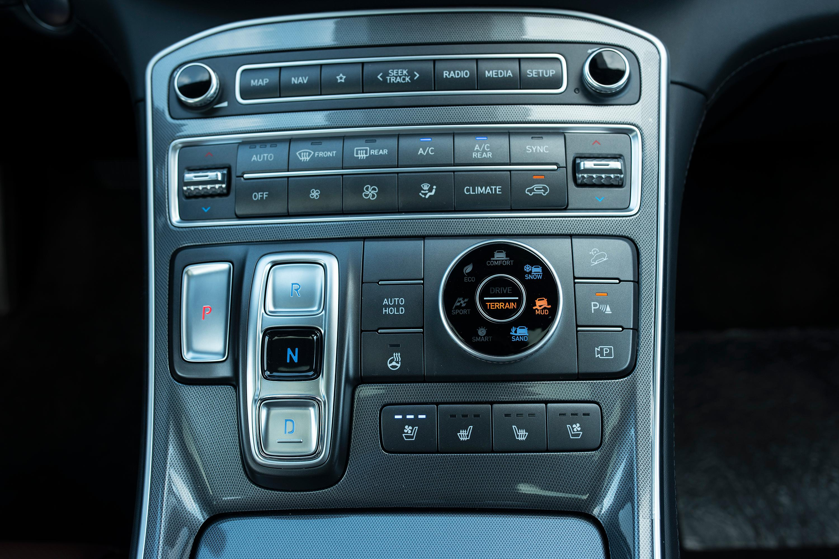Hyundai Santa Fe 2021 chính thức ra mắt, 6 phiên bản, giá từ 1,03 tỷ ảnh 11
