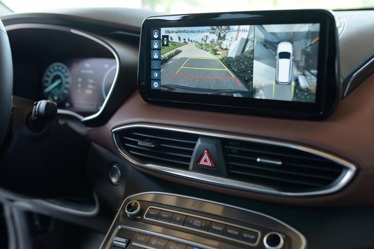 Hyundai Santa Fe 2021 chính thức ra mắt, 6 phiên bản, giá từ 1,03 tỷ ảnh 6