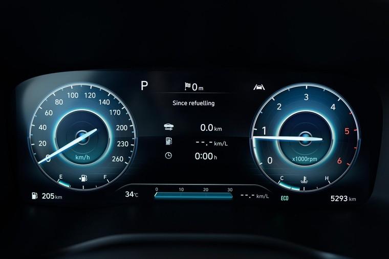 Hyundai Santa Fe 2021 chính thức ra mắt, 6 phiên bản, giá từ 1,03 tỷ ảnh 7