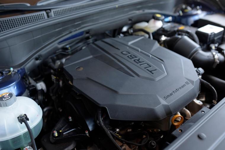 Hyundai Santa Fe 2021 chính thức ra mắt, 6 phiên bản, giá từ 1,03 tỷ ảnh 9