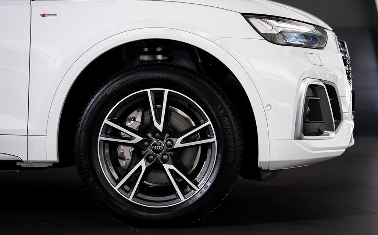 Audi Q5 2021 chính thức có mặt tại Việt Nam ảnh 3