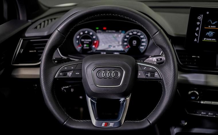 Audi Q5 2021 chính thức có mặt tại Việt Nam ảnh 4