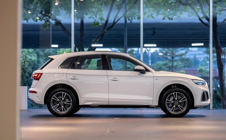 Audi Q5 2021 chính thức có mặt tại Việt Nam ảnh 1
