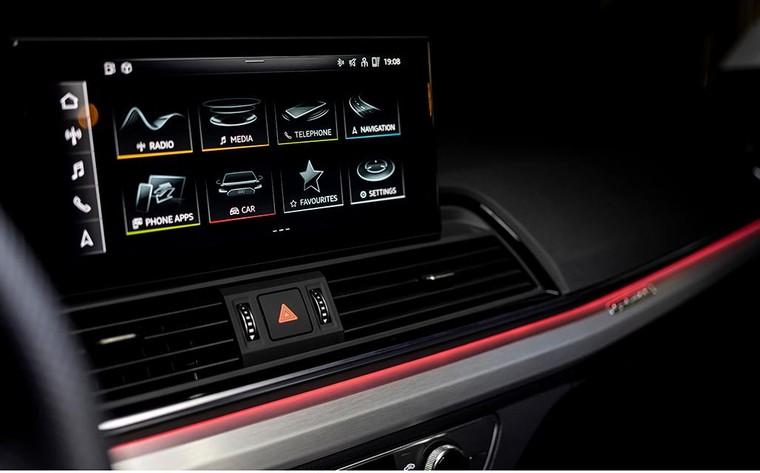 Audi Q5 2021 chính thức có mặt tại Việt Nam ảnh 6