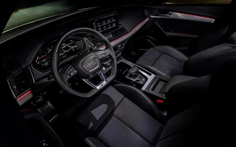 Audi Q5 2021 chính thức có mặt tại Việt Nam ảnh 5