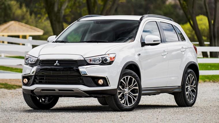 Mitsubishi triệu hồi Outlander Sport và Outlander sản xuất năm 2016 để thay thế phanh đỗ phía sau ảnh 1