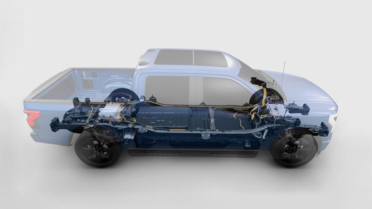 Ford chính thức ra mắt bán tải điện F-150 Lightning, giá từ 39.974 USD ảnh 2