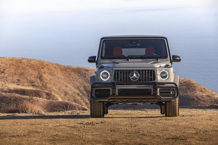 Gần 18.000 chiếc Mercedes G550 và G63 bị triệu hồi tại Mỹ, vì lỗi chốt cửa sau ảnh 3