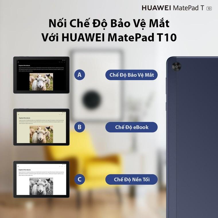 Huawei MatePad T 10 chính thức ra mắt tại thị trường Việt Nam, giá 3,9 triệu Đồng ảnh 9