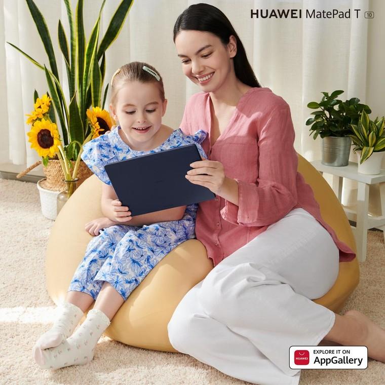 Huawei MatePad T 10 chính thức ra mắt tại thị trường Việt Nam, giá 3,9 triệu Đồng ảnh 8