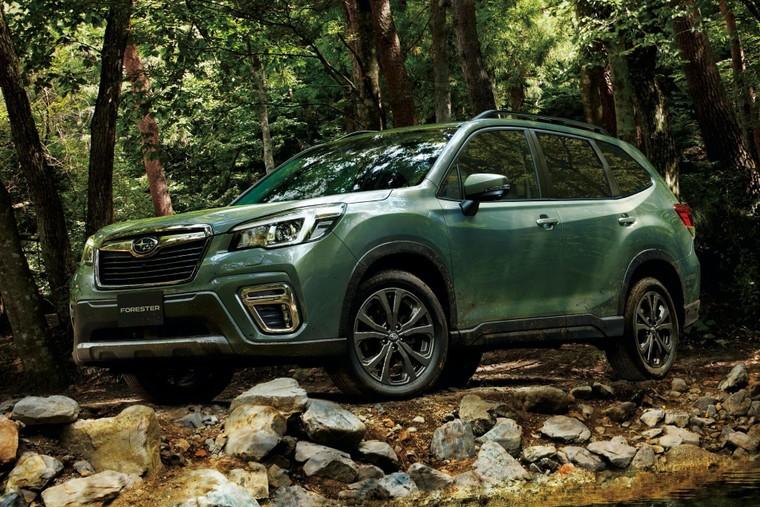 Subaru giới thiệu chương trình ưu đãi tháng 6 ảnh 2