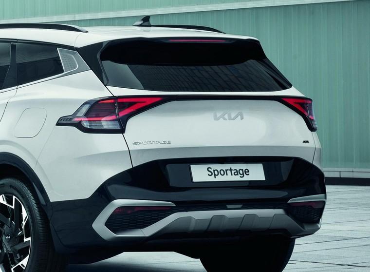 Kia Sportage 2022 ra mắt với kiểu dáng mới táo bạo, nội thất được cải tiến ảnh 3