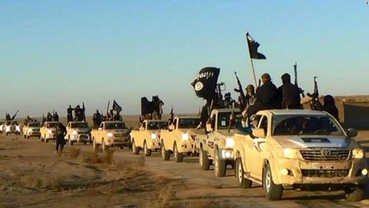 Khoảng 1000 chiến binh IS vẫn bám trụ Iraq và Syria ảnh 1