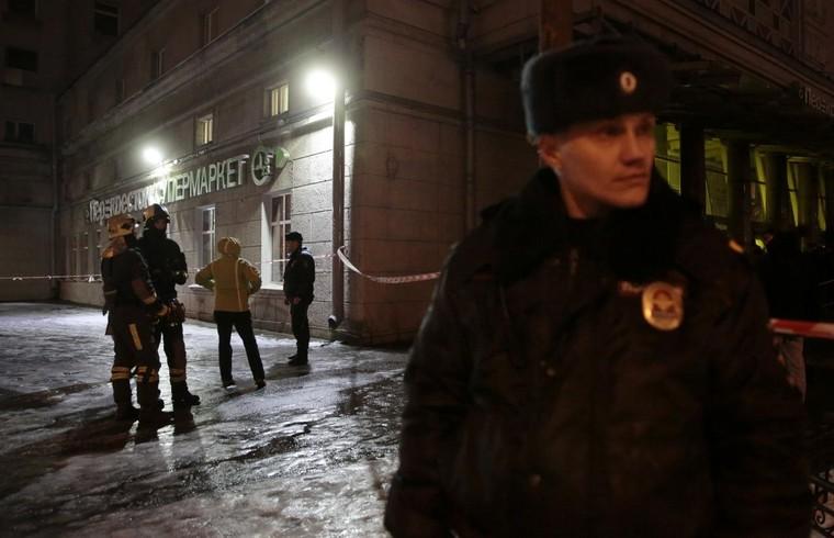 Nga: Nổ lớn ở St Petersburg, ít nhất 10 người bị thương ảnh 1