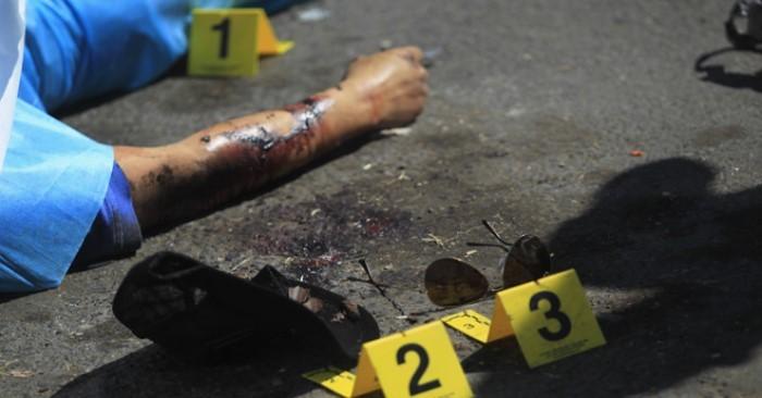 Mexico có số vụ giết người cao nhất trong nhiều thập kỷ ảnh 2