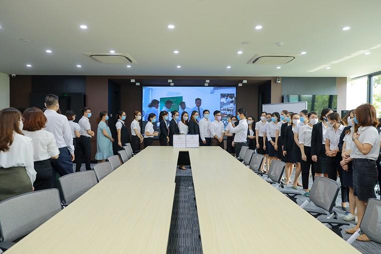 Tập đoàn Hưng Thịnh ủng hộ gần 5,3 tỷ đồng hỗ trợ đồng bào vùng lũ miền Trung ảnh 1