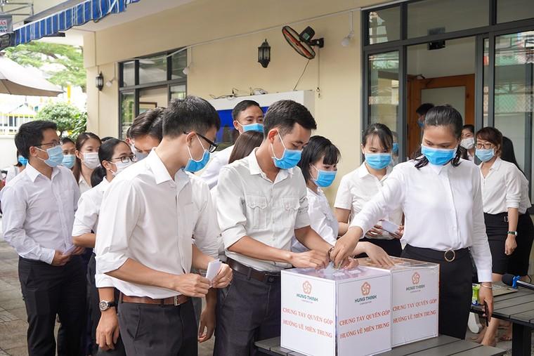 Tập đoàn Hưng Thịnh ủng hộ gần 5,3 tỷ đồng hỗ trợ đồng bào vùng lũ miền Trung ảnh 2