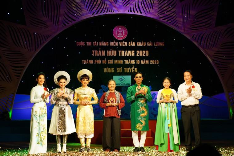 'Tài năng diễn viên sân khấu cải lương Trần Hữu Trang' 2020 Nhiều anh tài góp mặt ảnh 1