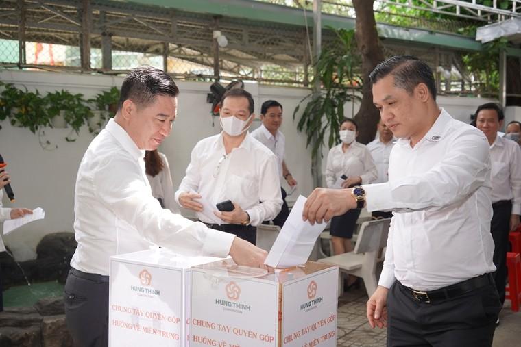 Hàng nghìn tỷ đồng cứu trợ đồng bào miền Trung vượt qua hoạn nạn ảnh 4