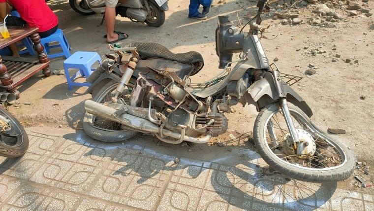 Đồng Nai: Xe chở gỗ gây tai nạn liên hoàn làm nhiều người bị thương ảnh 3