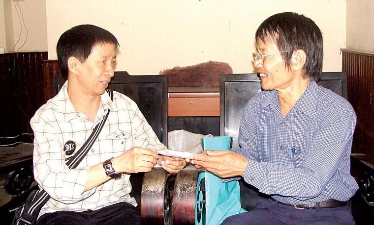 Nhà thơ Lâm Xuân Thi & 1 con giáp của Tình thơ ảnh 2