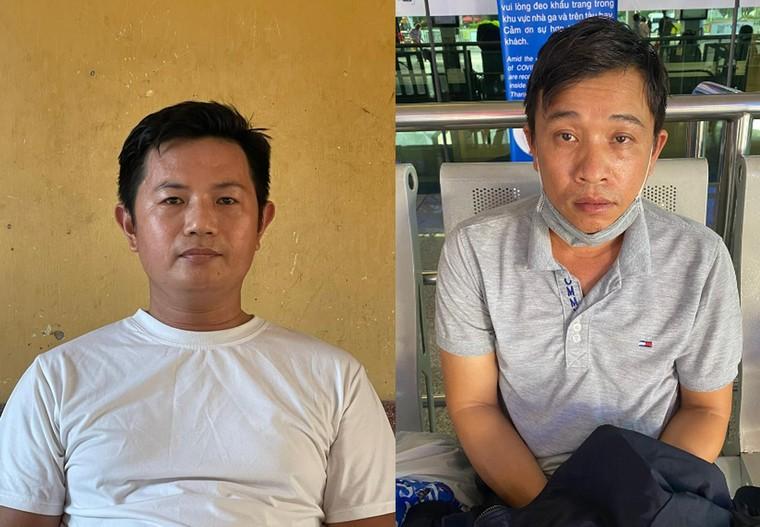 Đồng Nai: Bắt 2 thuyền trưởng bỏ trốn trong chuyên án buôn lậu xăng giả ảnh 1