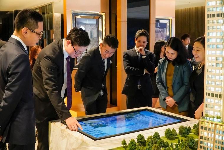 Hà Nội: Tập đoàn Takashimaya bắt tay cùng Trung Thủy đầu tư Dự án phức hợp Lancaster Luminaire ảnh 2